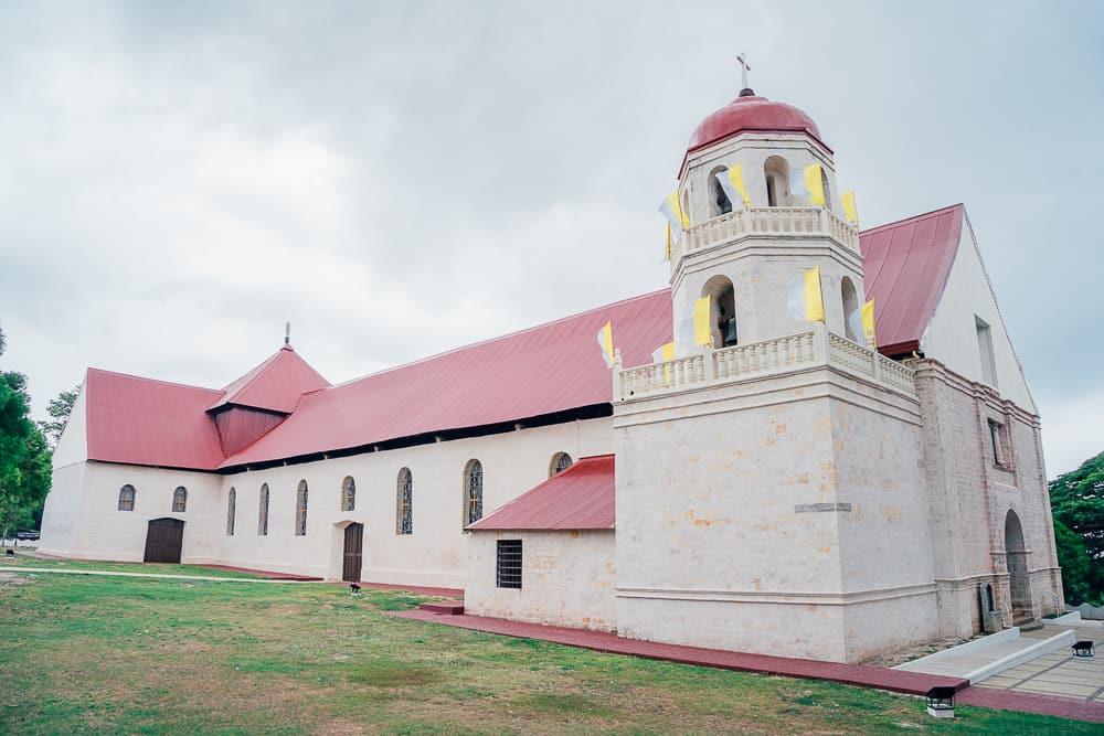 lazi church, lazi church siquijor