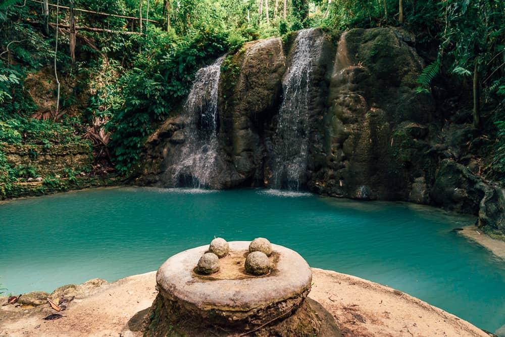 lugnason falls, lugnason falls siquijor, zodiac falls siquijor, lugnason waterfall