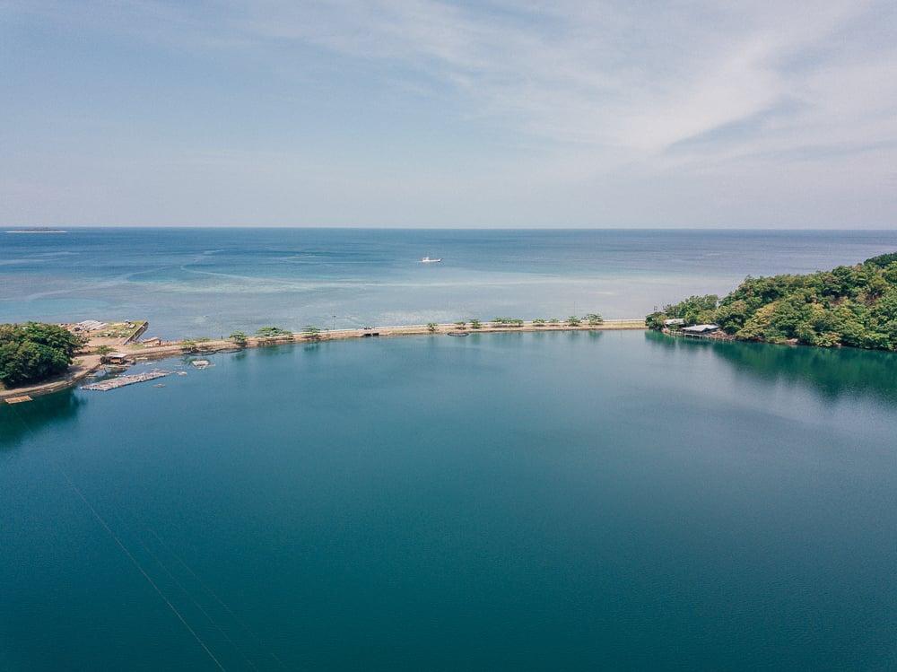 taguines lagoon camiguin, taguines lagoon