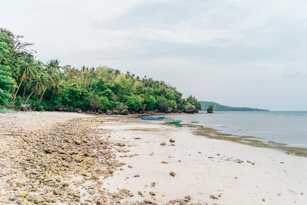 talisay beach siquijor