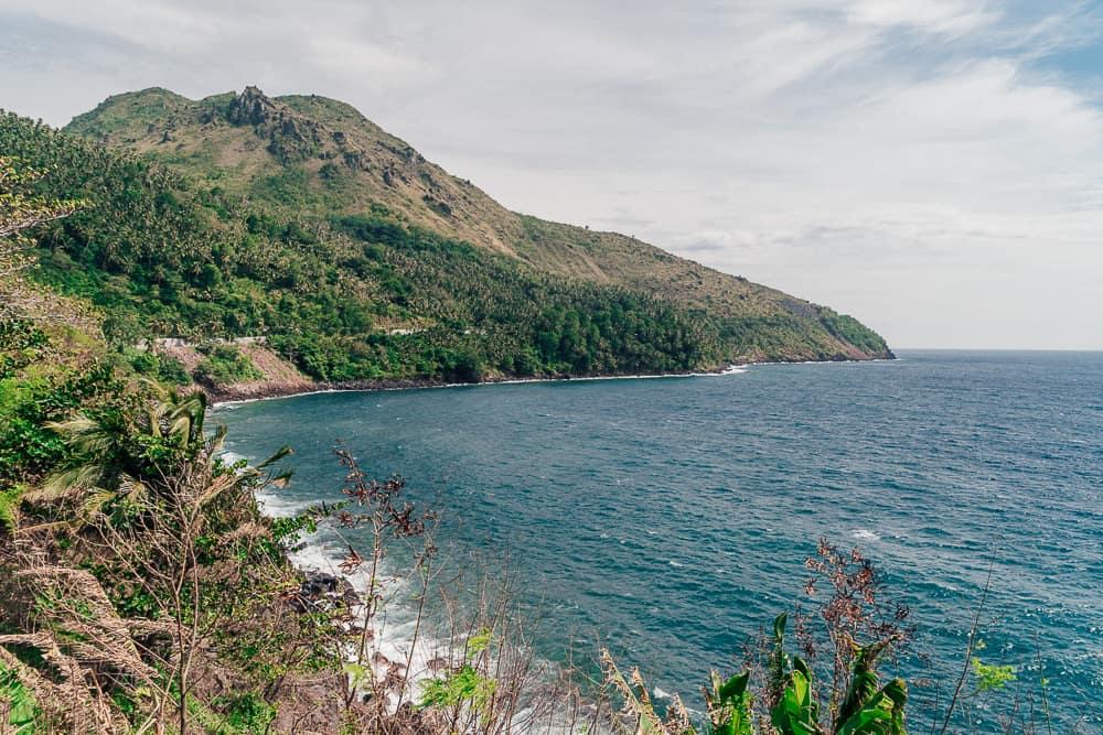 tongatok bay, tongatok cove, tongatok cliff resort, camiguin tourist spots