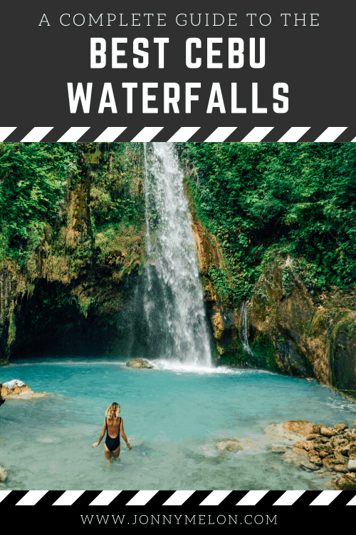 cebu waterfalls, waterfalls in cebu, cebu falls, falls in cebu