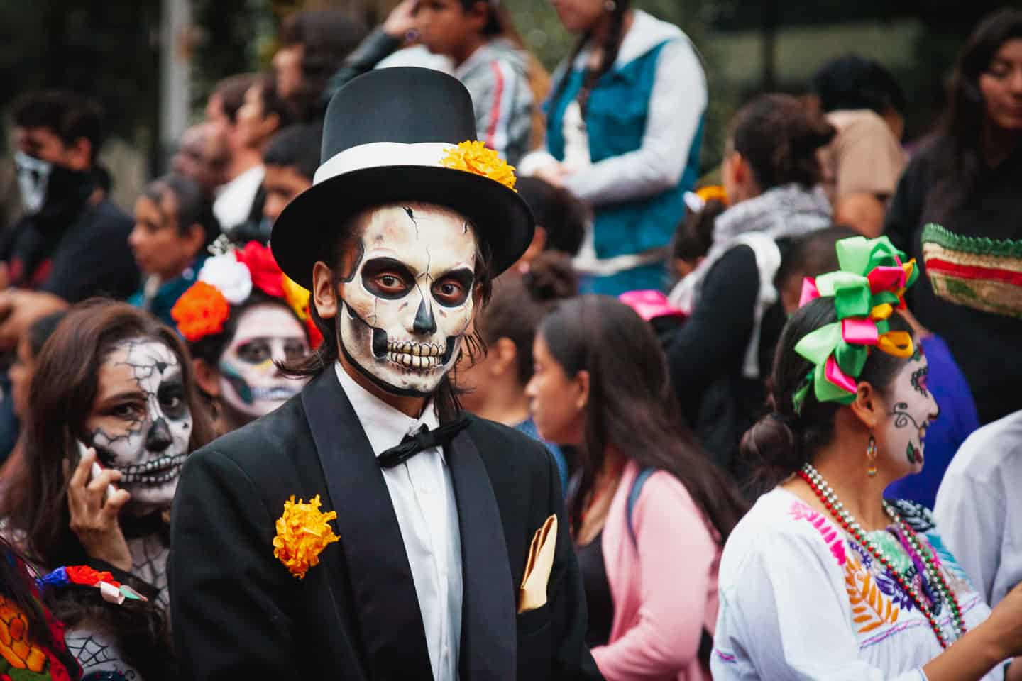 Day of the Dead Parade IMG 5199