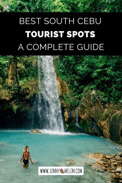 south cebu tourist spots, cebu south tourist spot