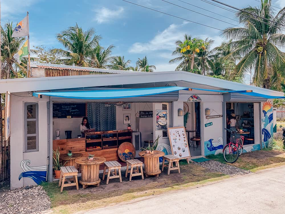 every day sunday cafe, where to eat in bantayan, best food in bantayan island, bantayan island restaurants
