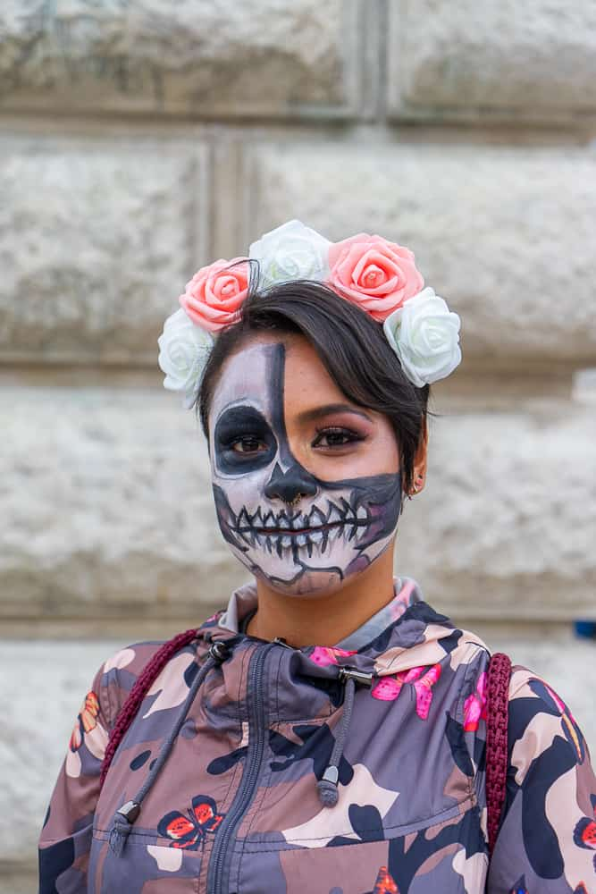 day of the dead festival  4