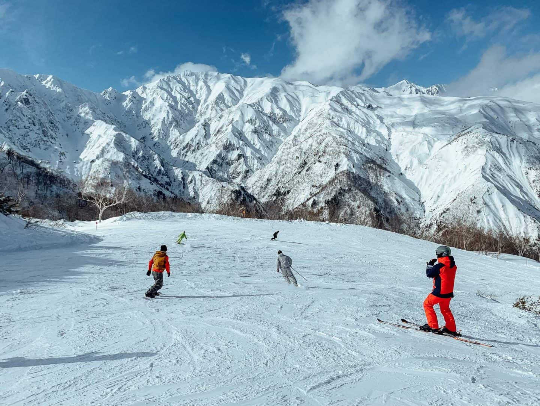 hakuba ski resorts, hakuba valley