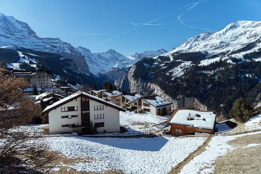 things to do in lauterbrunnen, lauterbrunnen switzerland, lauterbrunnen valley, murren