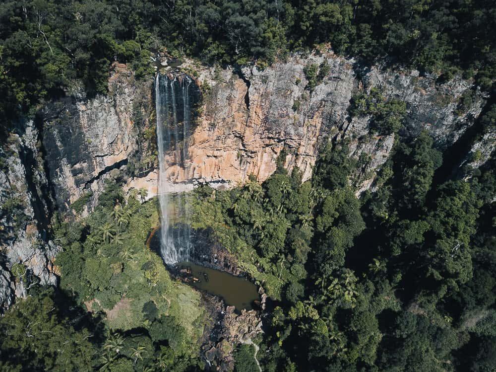 purlingbrook falls, purling brook falls, purlingbrook falls springbrook, purling brook falls springbrook, springbrook waterfall