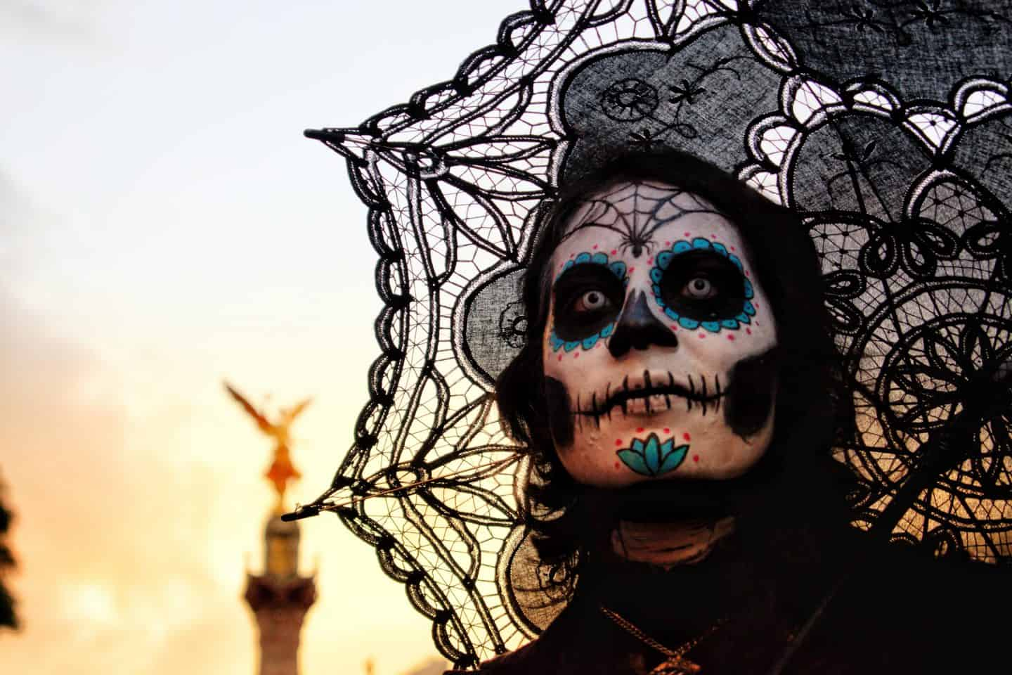 DAY OF THE DEAD FESTIVAL IN MEXICO CITY – CONTENT-FEST WITH FLOWHAUS