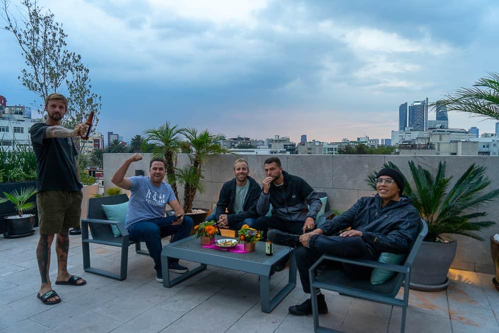 viadora apartments mexico city 19