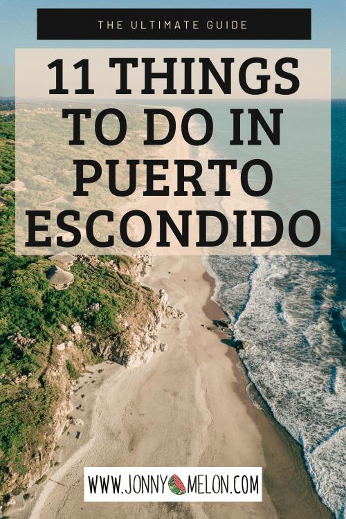puerto escondido beac, things to do in Puerto Escondido