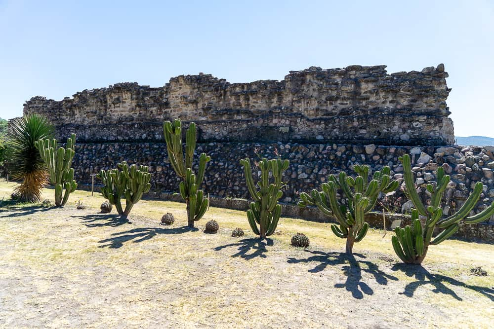 mitla oaxaca, mitla ruins