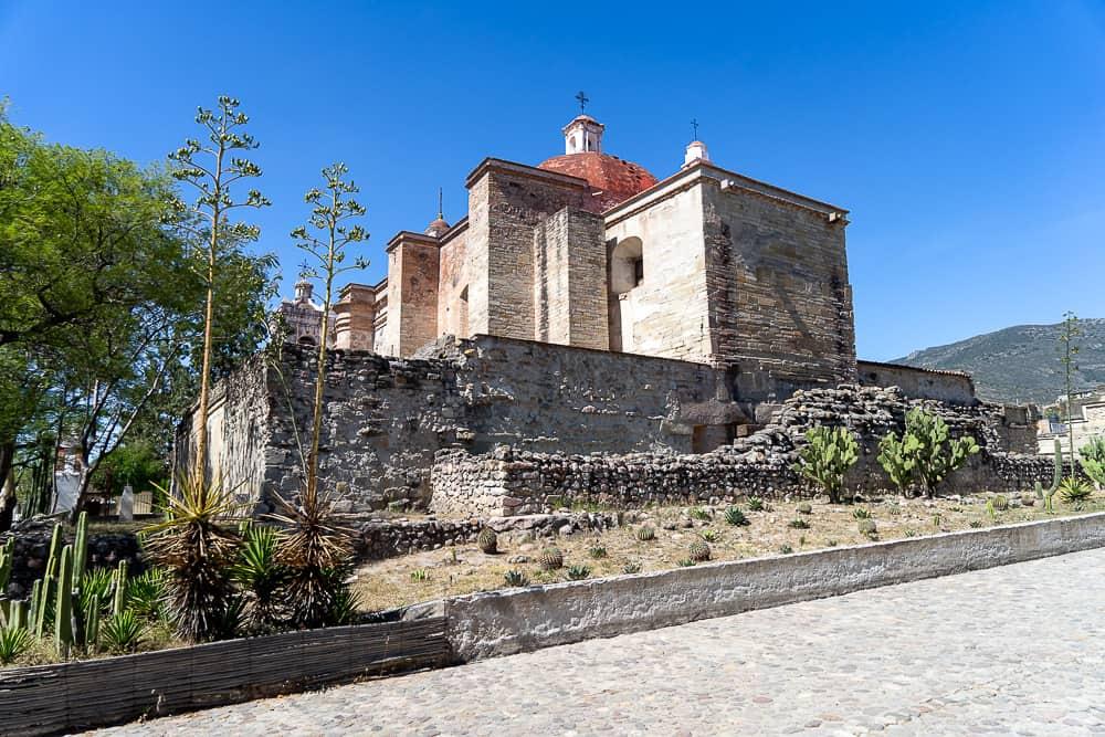 mitla ruins oaxaca 14