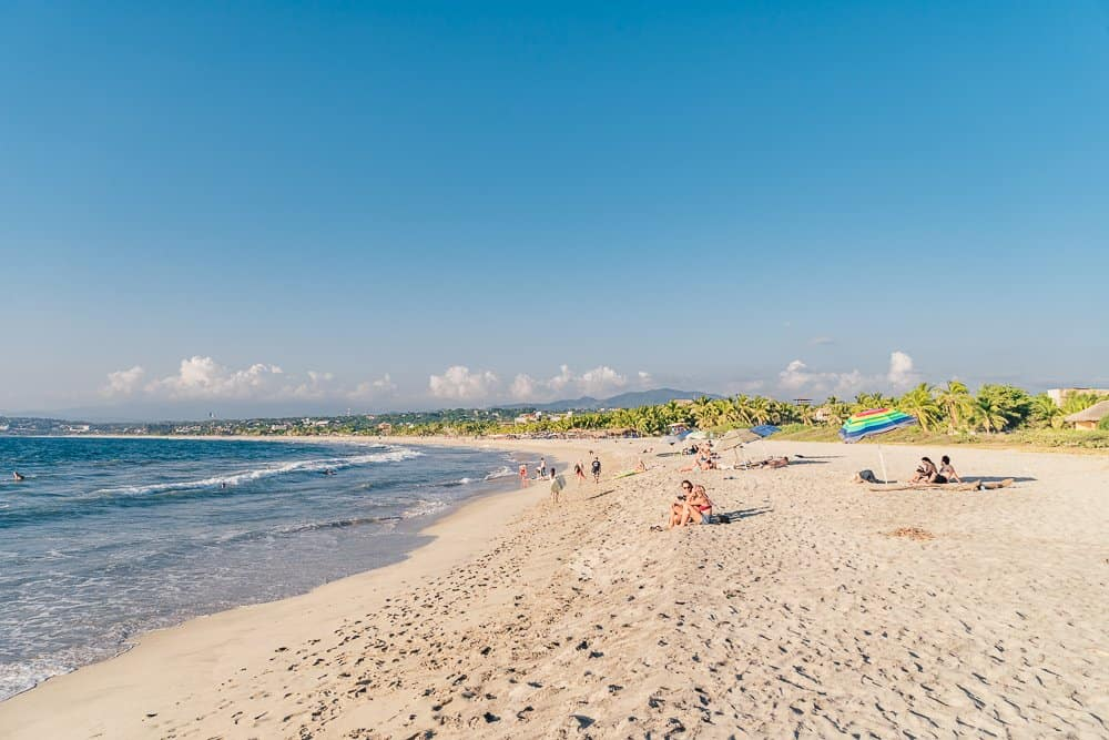 zicatela beach, zicatela beach puerto escondido, things to do in puerto escondido, what to do in puerto escondido, punta zicatela
