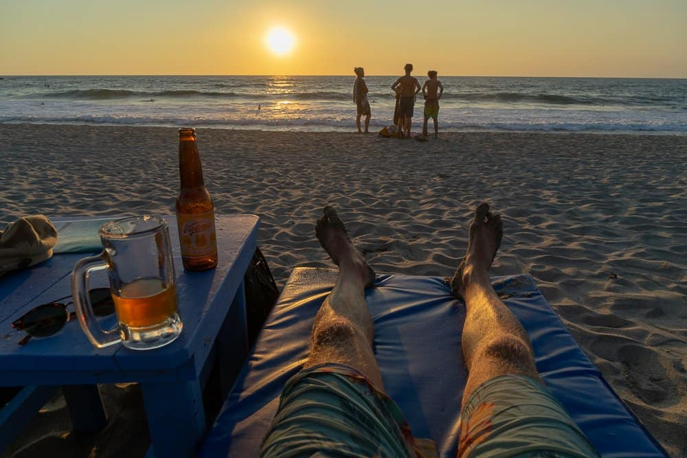 zicatela beach, zicatela beach puerto escondido, things to do in puerto escondido, what to do in puerto escondido