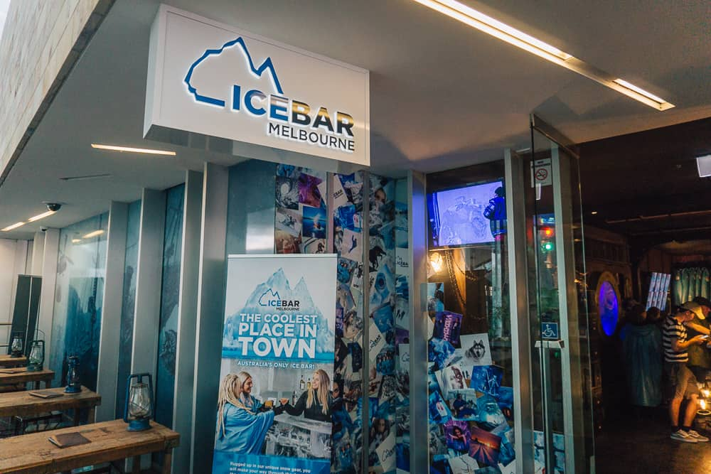 ice bar melbourne, icebar melbourne, the ice bar melbourne, melbourne ice bar