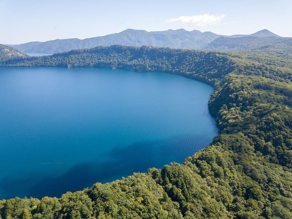 lake towada, tohoku