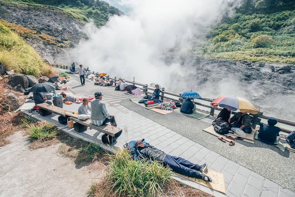 tamagawa onsen, tamagawa hotspring