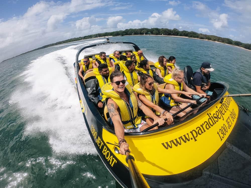 Paradise Jet Boating 16