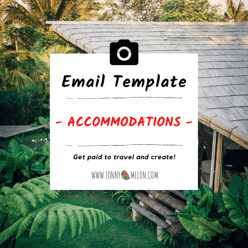Email Template For Hotels