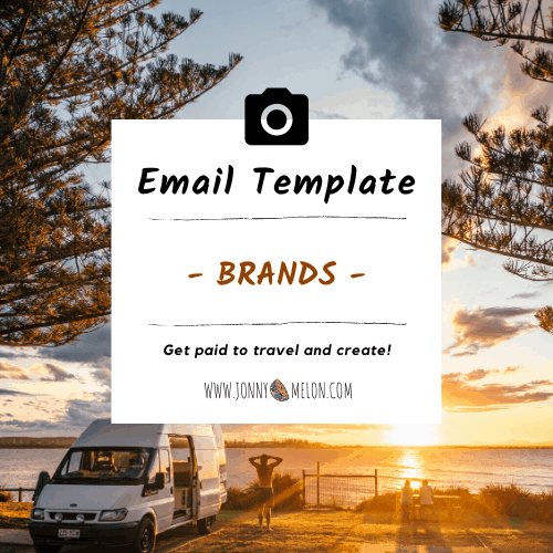 Email Template For Brands