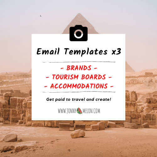 Email Template Package x3