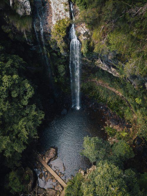springbrook twin falls, twin falls circuit, twin falls gold coast, twin falls springbrook, springbrook waterfall, springbrook national park waterfalls, waterfalls gold coast, waterfalls springbrook