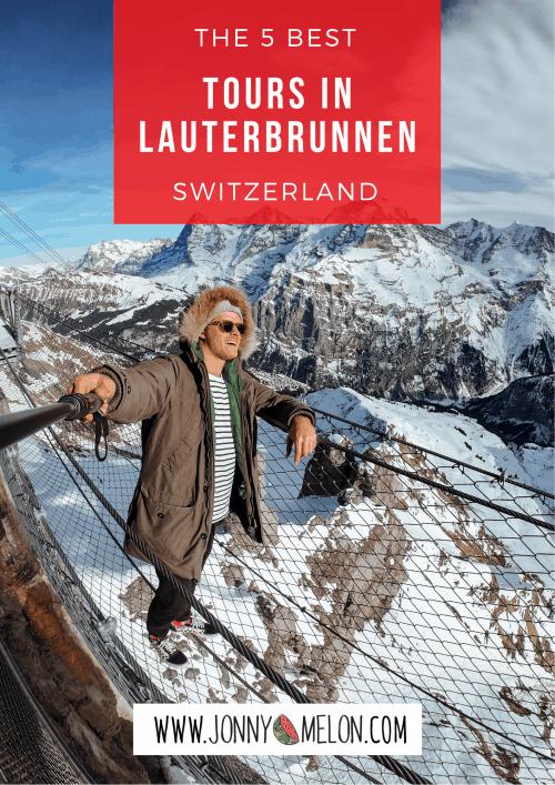 lauterbrunnen tours