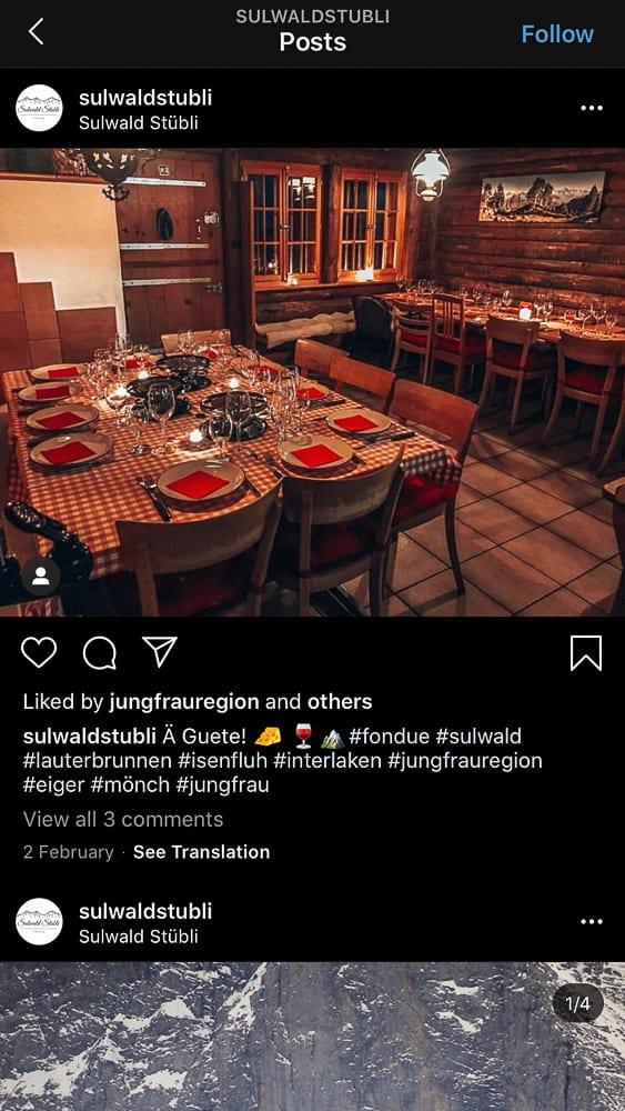 lauterbrunnen restaurants 12