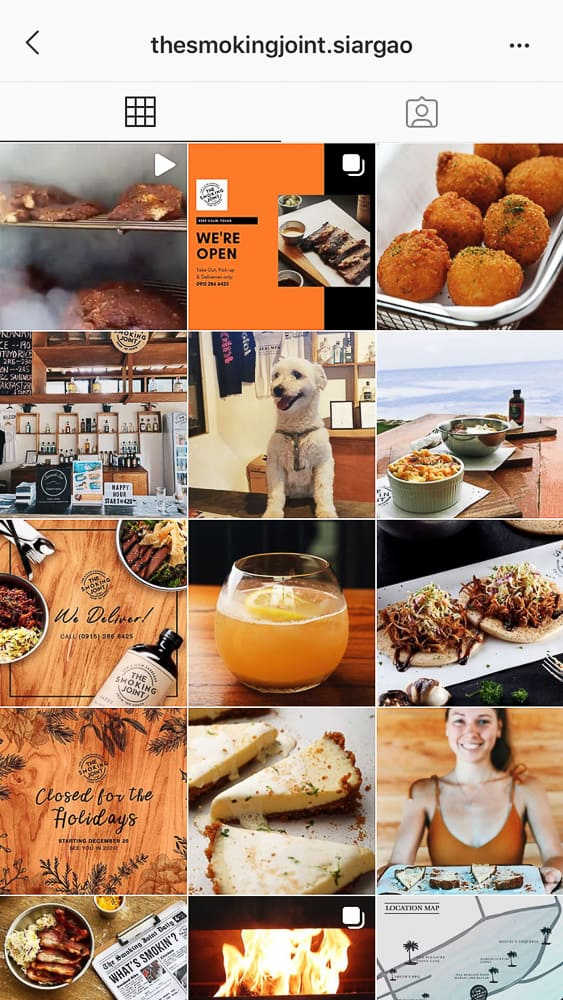 siargao restaurants, where to eat in siargao, best restaurants in siargao, food in siargao, restaurants in siargao