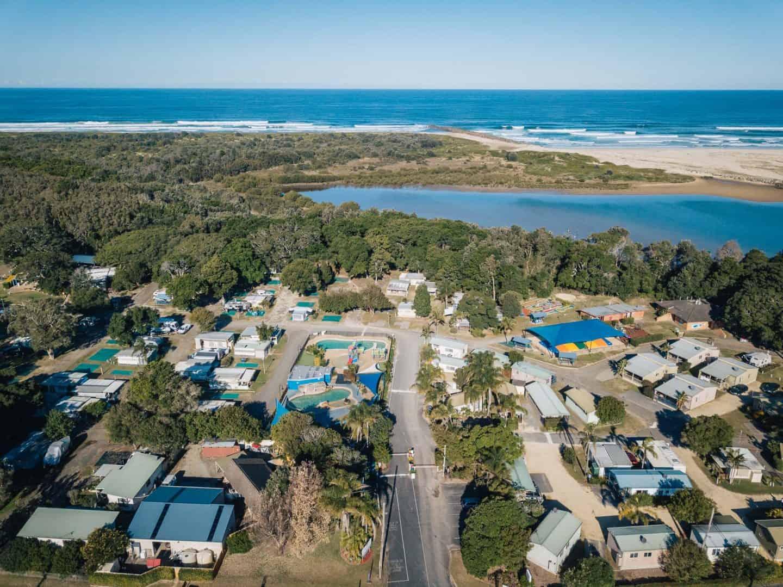 discovery parks harrington beach, harrington beach, harrington nsw, harrington beach nsw, harrington new south wales, manning river