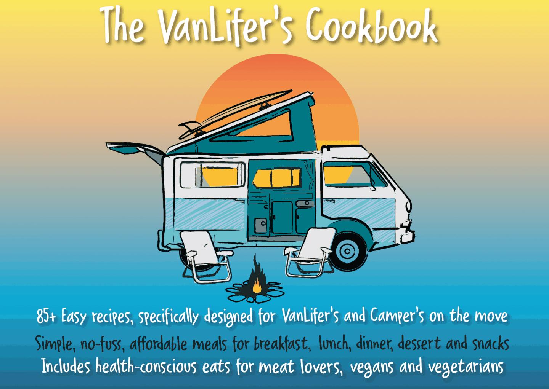 vanlife, vanlife cookbook, van life australia, van life cooking, van life recipes, vanlife recipes