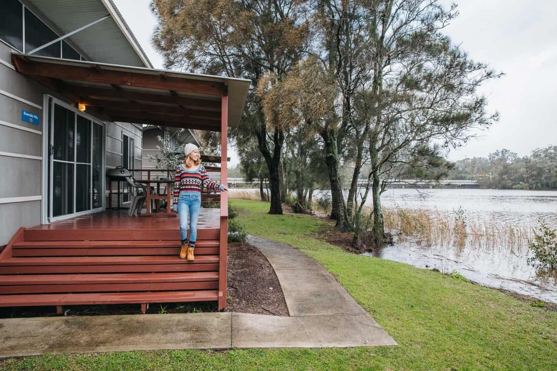 discovery parks, discovery parks gerroa, kiama accommodation, accommodation in kiama
