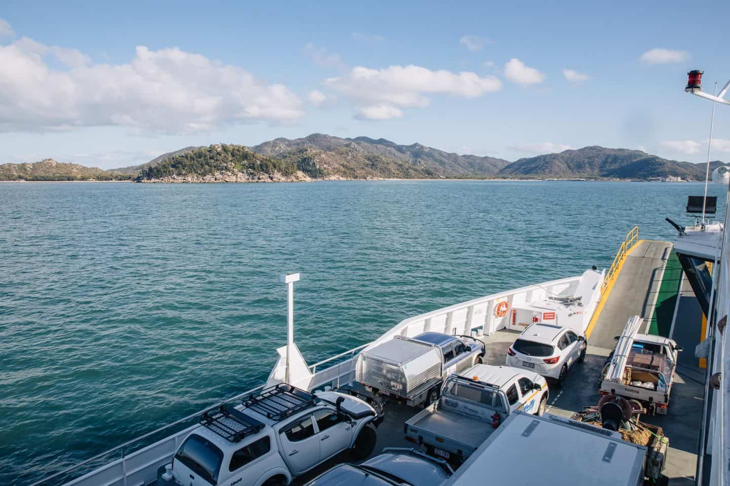 magnetic island ferry, ferry to magnetic island, magnetic island ferries, magnetic island car ferry
