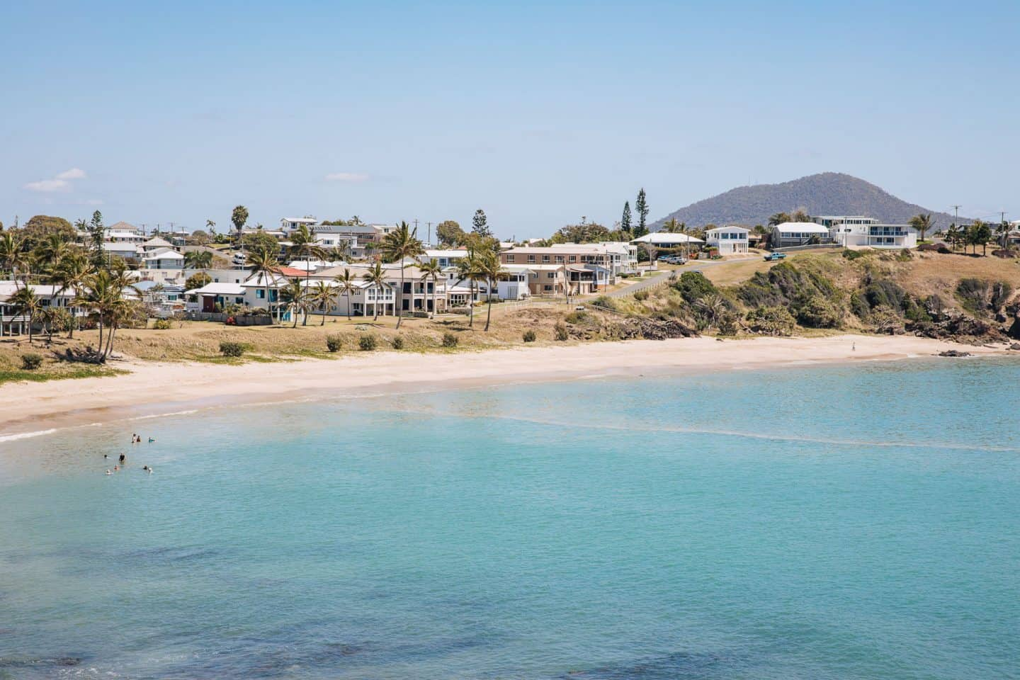 yeppoon beaches, beaches yeppoon, best beaches in yeppoon, beaches in yeppoon, cooee bay