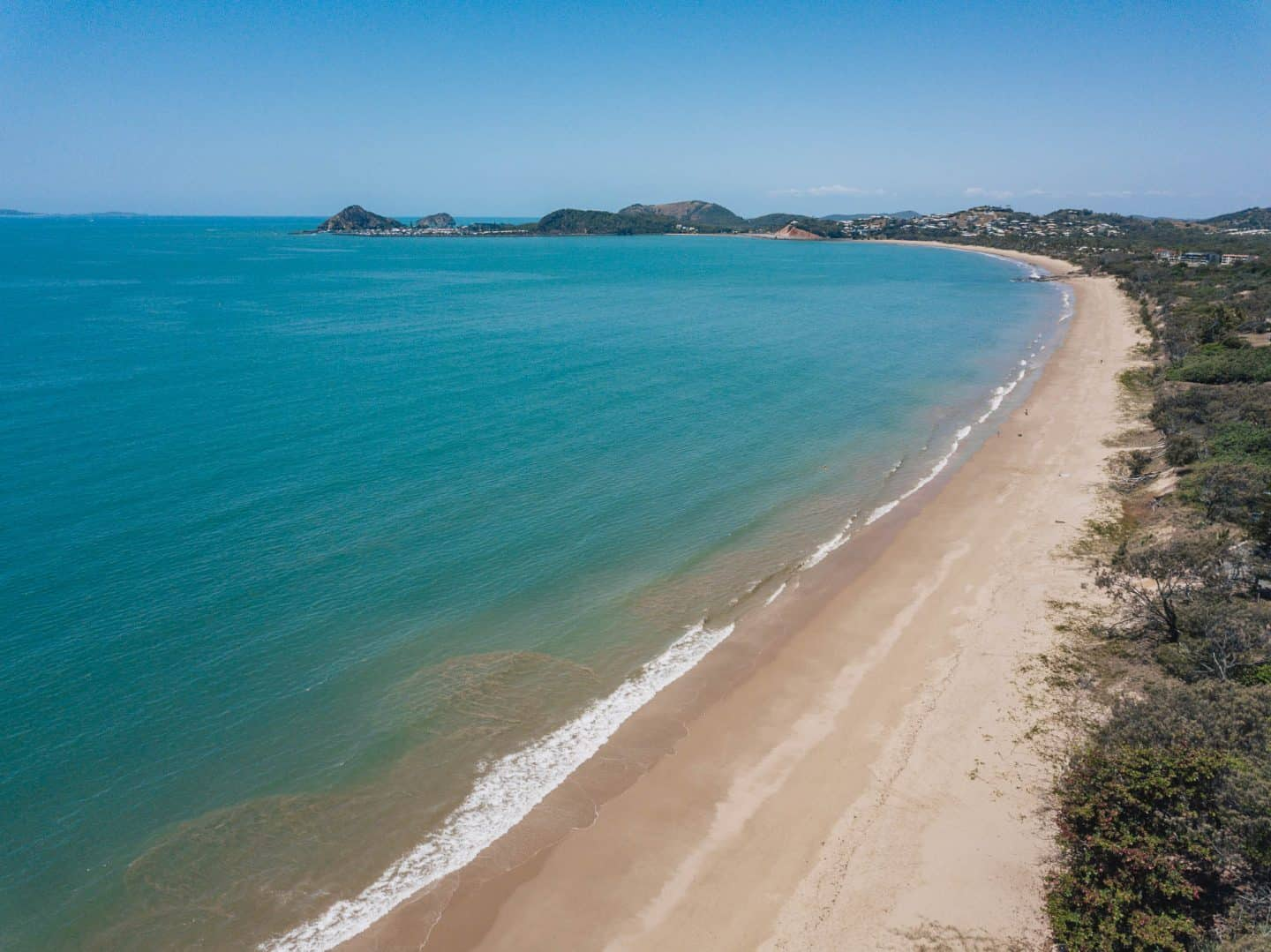 yeppoon beaches, beaches yeppoon, best beaches in yeppoon, beaches in yeppoon, lammermore beach