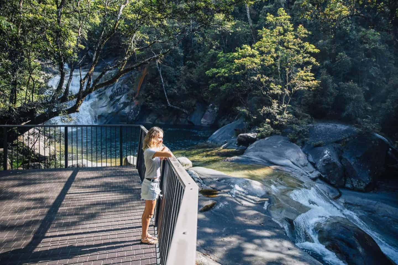 josephine falls, josephine falls cairns, josephine falls australia, josephine falls queensland, josephine falls walk
