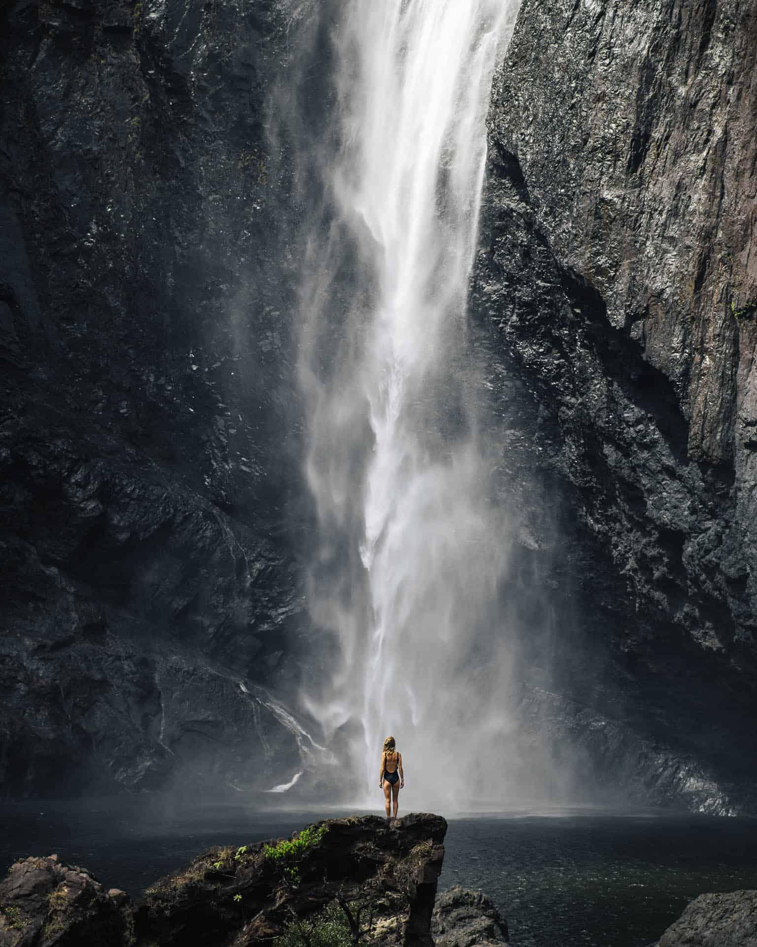 wallaman falls, wallaman falls australia, wallaman falls queensland