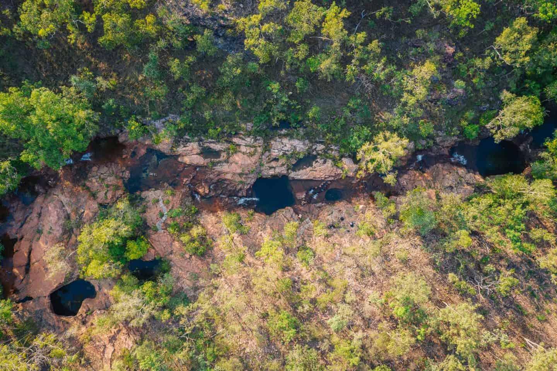 buley rockhole, buley rock hole, buley rockhole litchfield national park