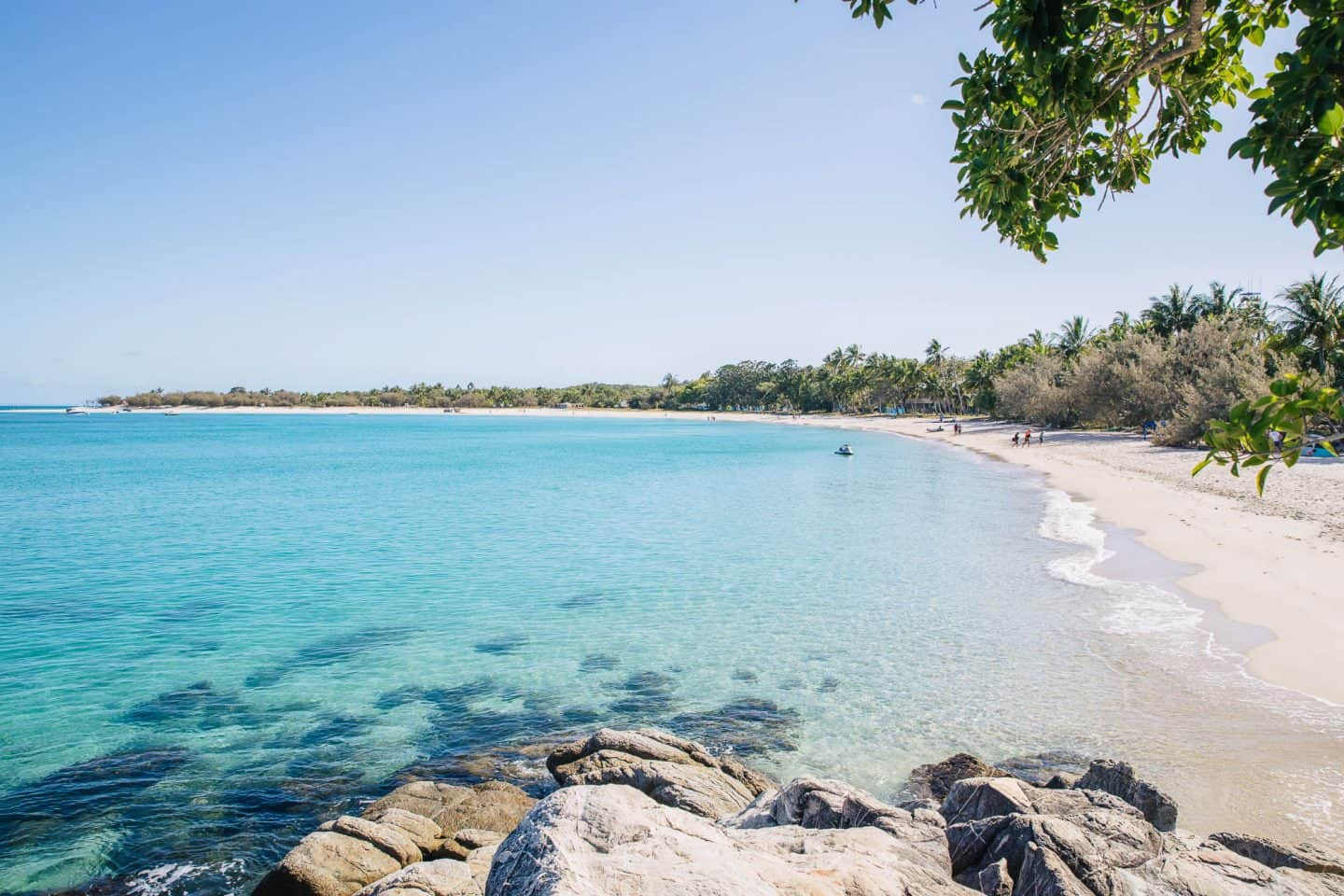 great keppel island, keppel island, things to do in great keppel island, fishermans beach great keppel island
