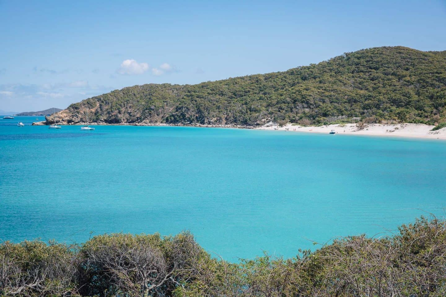 great keppel island, keppel island, things to do in great keppel island, monkey beach great keppel island