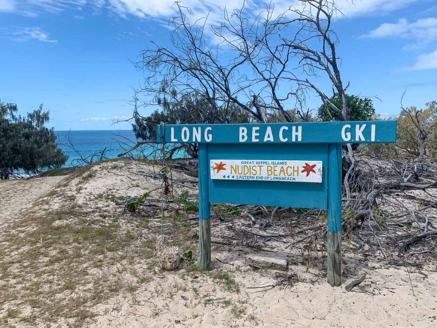 great keppel island, keppel island, things to do in great keppel island, long beach great Keppel island