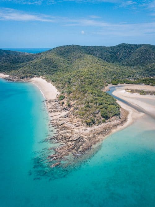 great keppel island, keppel island, things to do in great keppel island, leeke's creek great keppel island