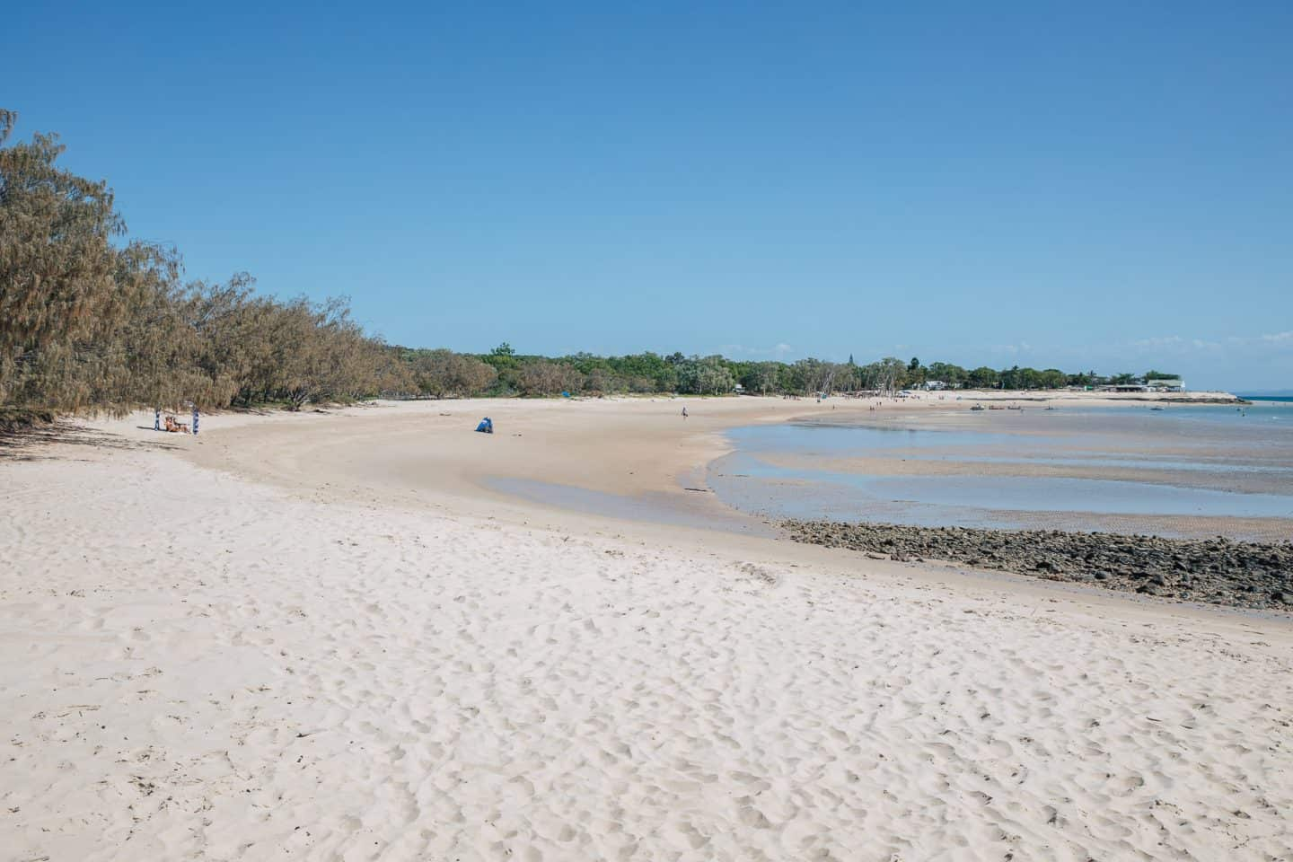 great keppel island, keppel island, things to do in great keppel island, putney beach great keppel island