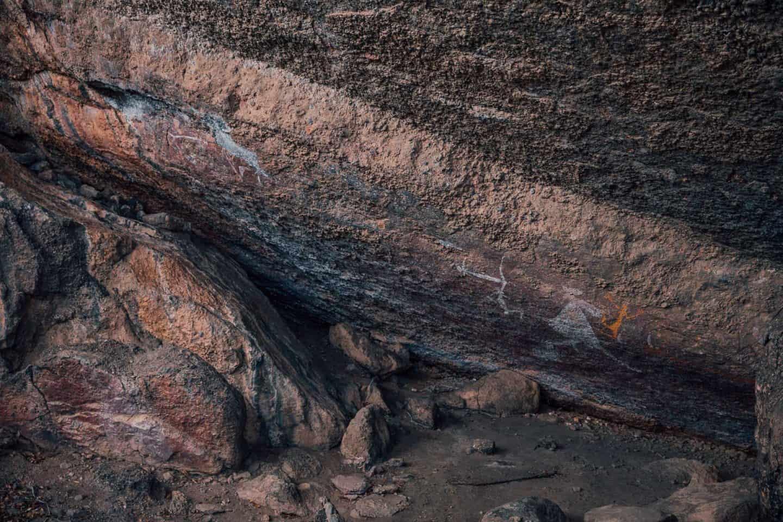 Nourlangie Rock, Nourlangie Rock art
