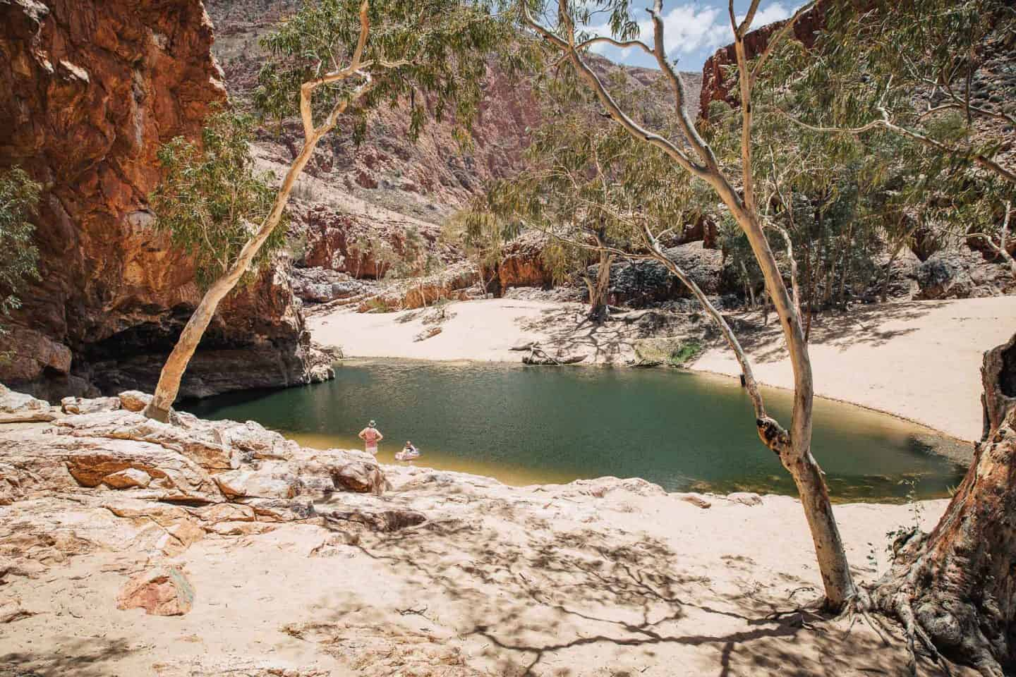 things to do in alice springs, what to do in alice springs, alice springs attractions, ormiston gorge