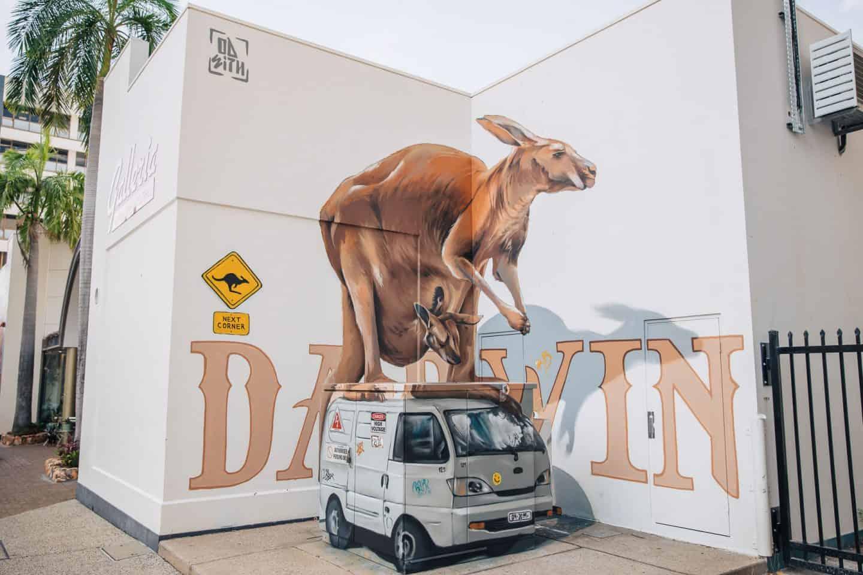 Darwin Street Art 12