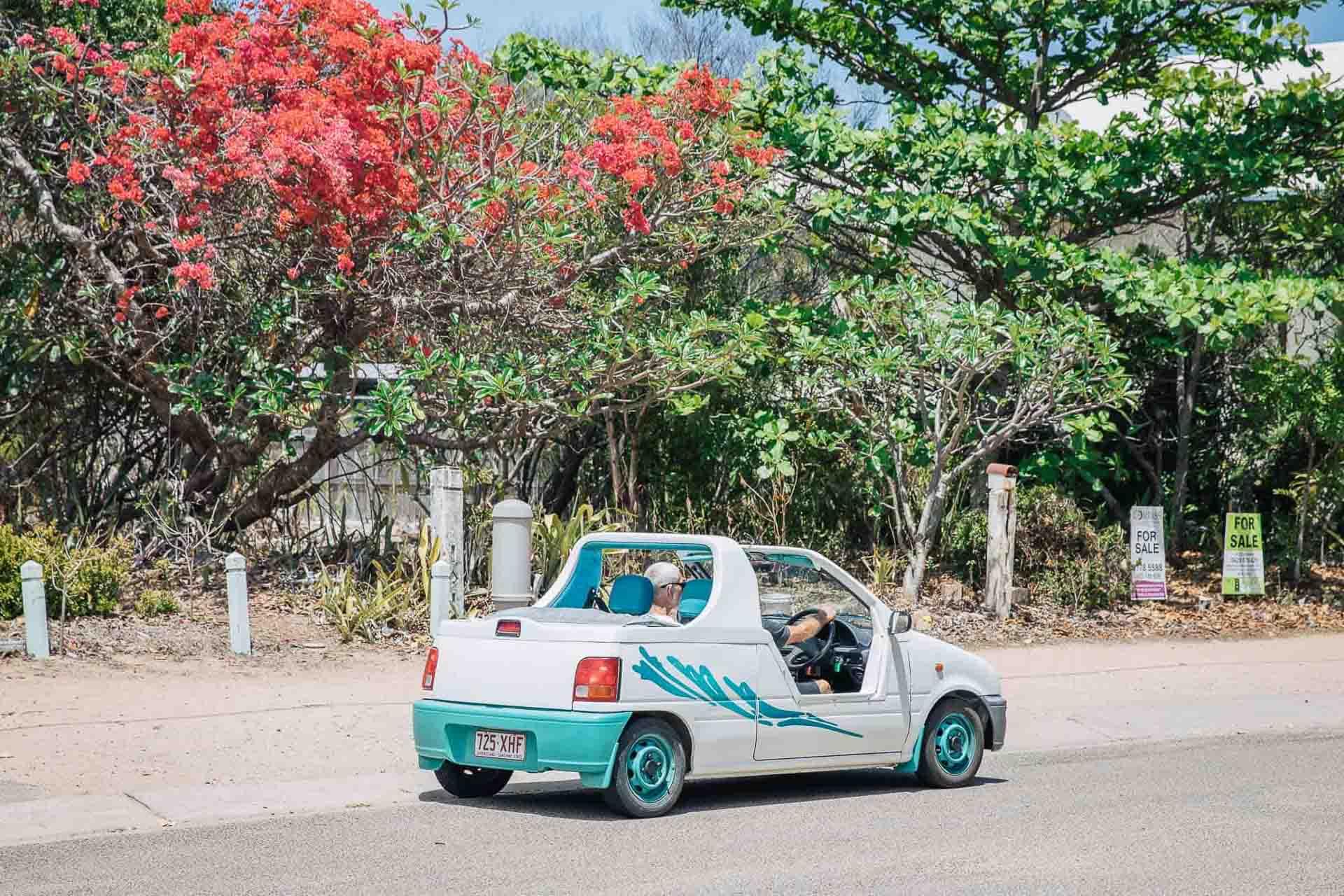 magnetic island car hire