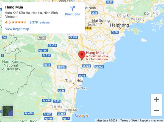 hang mua cave map